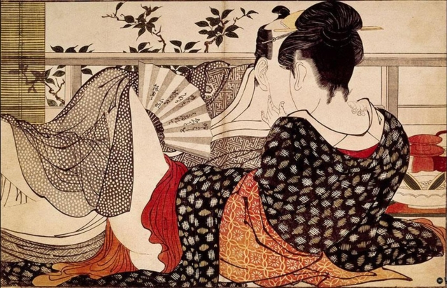 Japanese art of kissing5