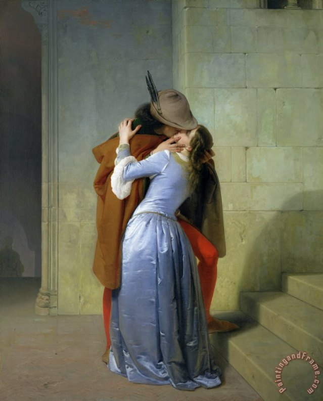 the_kiss_Francesco_Hayez