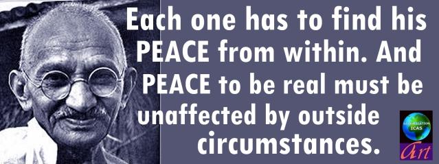 Gandhi Inspiration No7.